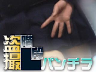 無修正エロ動画:追い撮り!!階段パンチラ:オマンコ