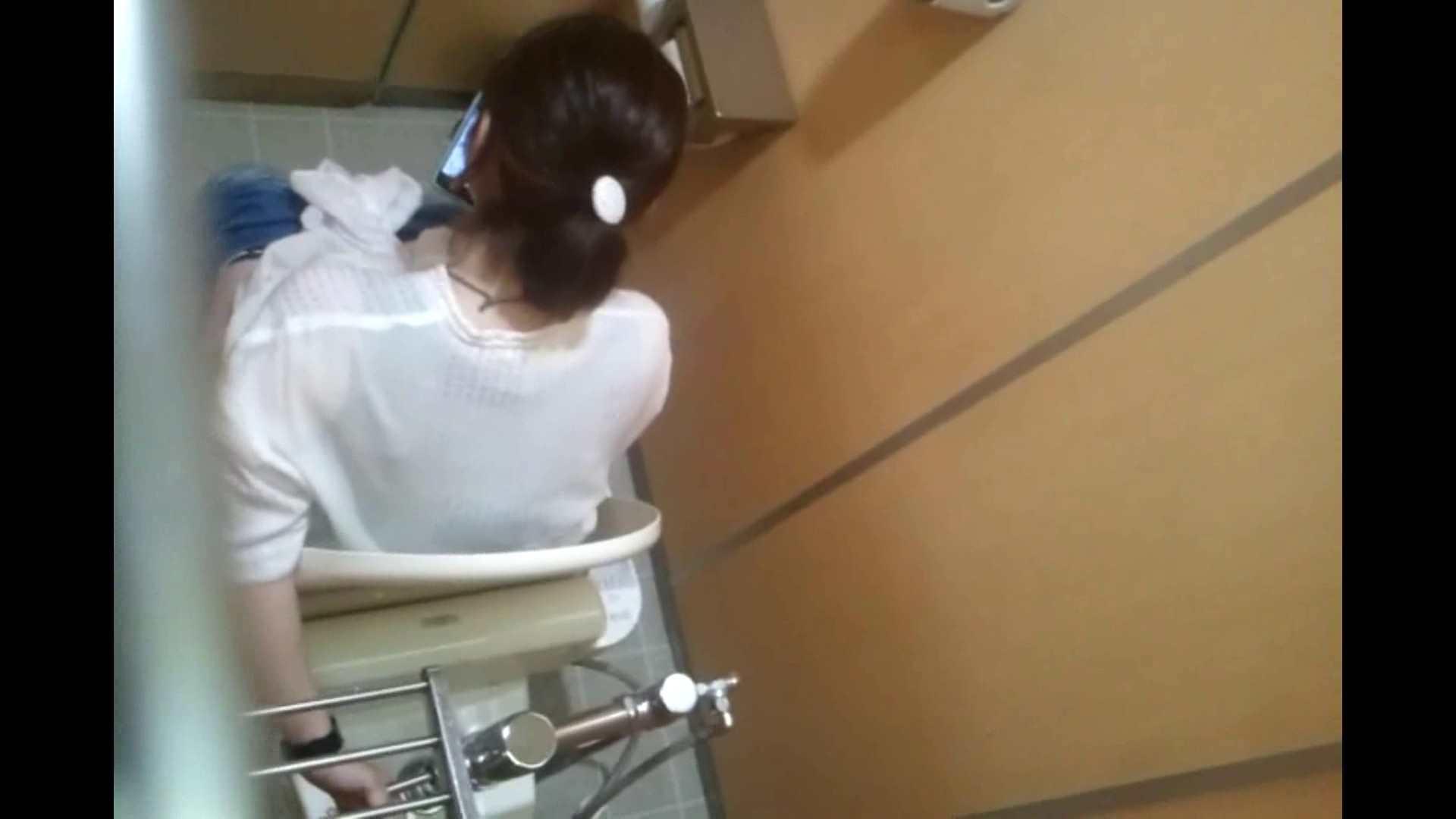 無修正エロ動画:化粧室絵巻 商い場編 VOL.03:怪盗ジョーカー