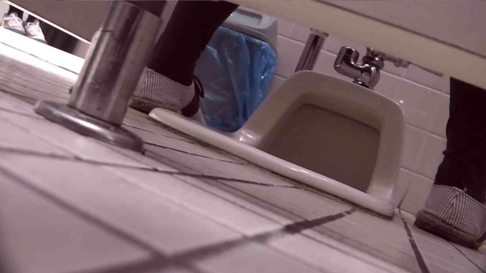 無修正エロ動画:お銀さんの「洗面所突入レポート!!」Nol.16:怪盗ジョーカー