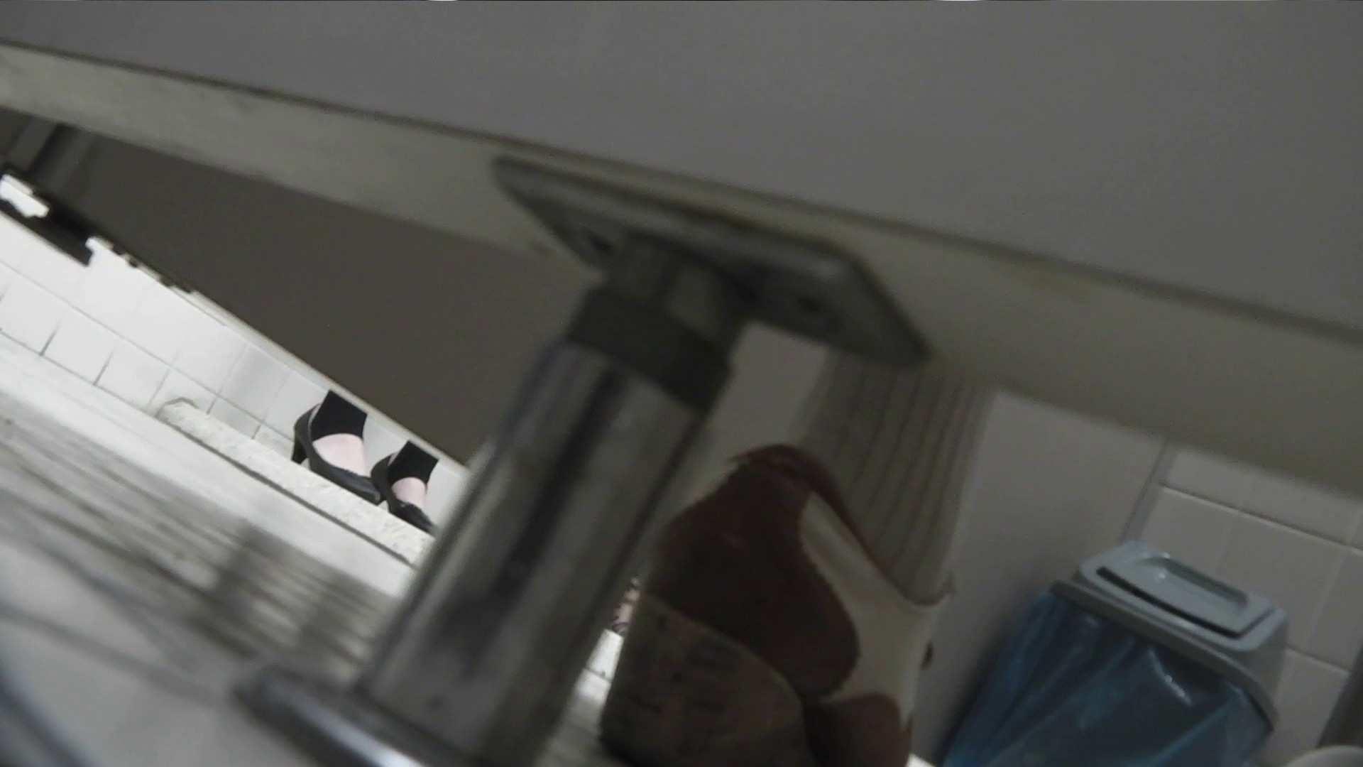 無修正エロ動画:お銀さんの「洗面所突入レポート!!」Nol.22:怪盗ジョーカー