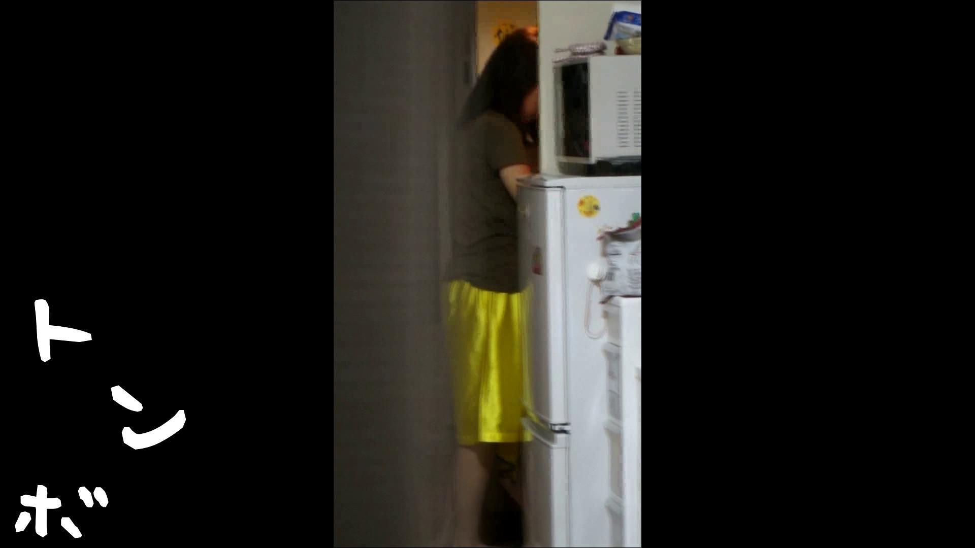 無修正エロ動画:リアル盗撮 ピアスが可愛い一人暮らし女子大生の部屋ヌード:怪盗ジョーカー