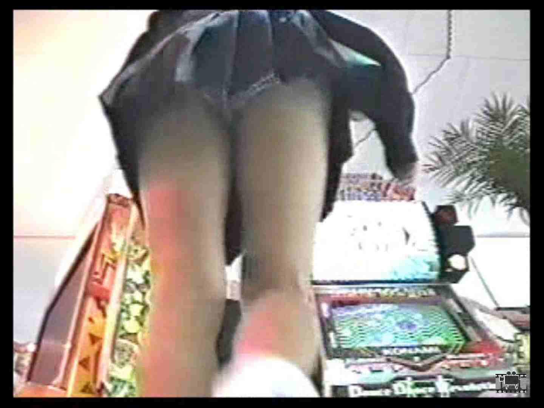 ゲーセン店長がゲーム機にカメラを仕掛けちゃいました! マン筋 セックス画像 11枚 7