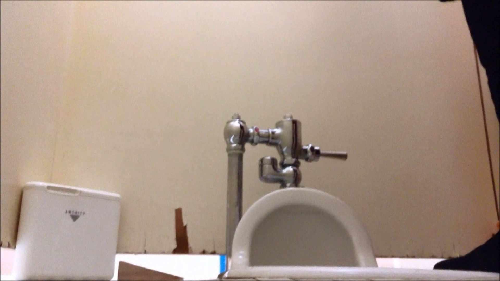 無修正エロ動画:某有名大学女性洗面所 vol.09:のぞき本舗 中村屋