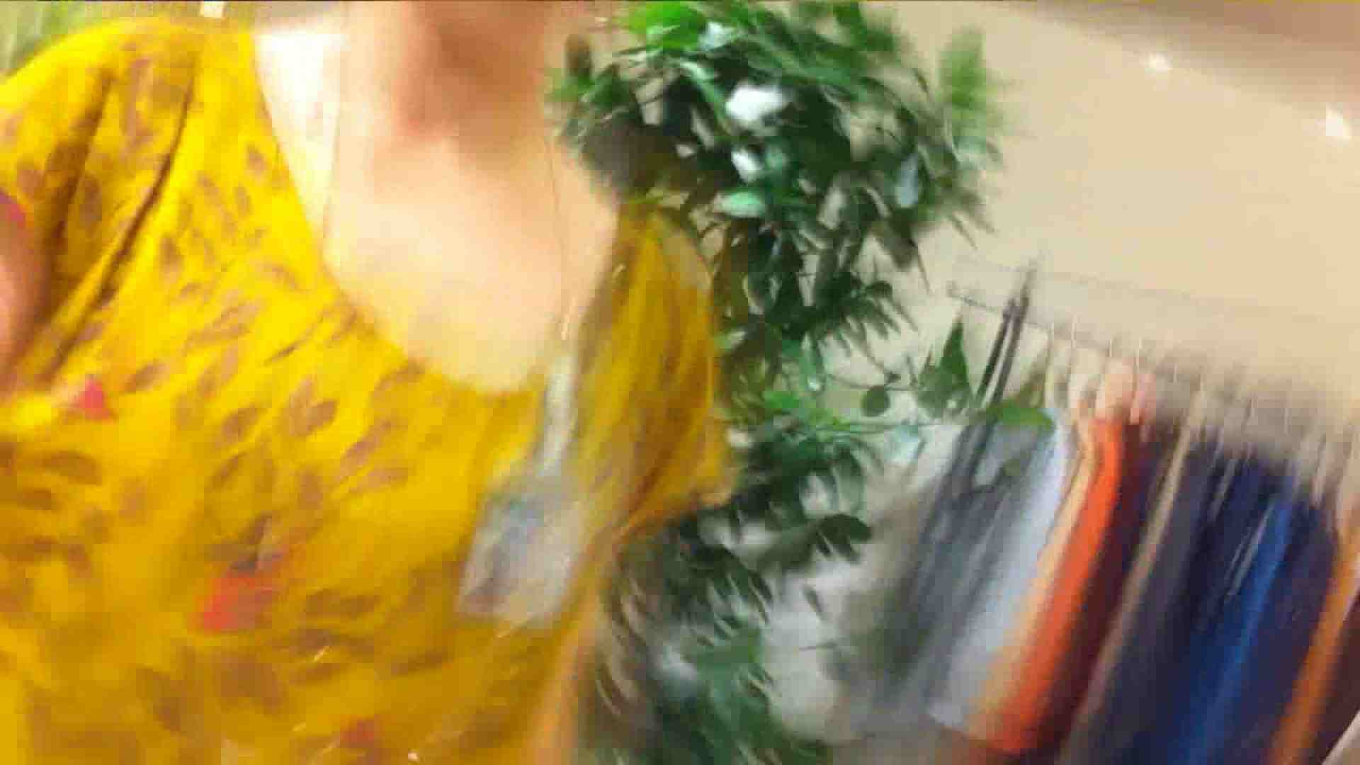 vol.39 美人アパレル胸チラ&パンチラ おねーさんのスカートにモグリたい! 接写 | 胸チラ  11枚 5