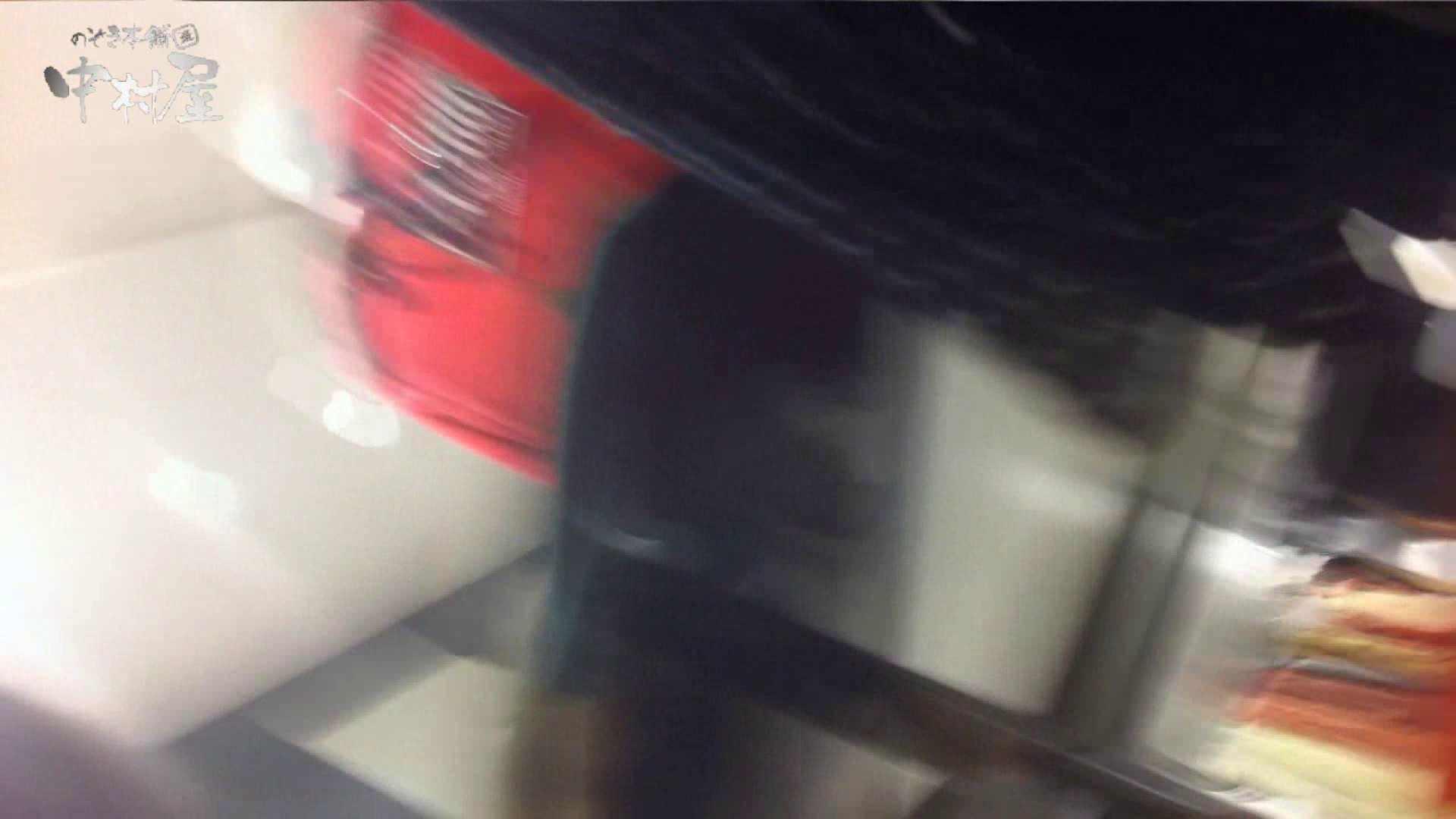 vol.81 美人アパレル胸チラ&パンチラ 食い込みショッピング パンチラ | 接写  9枚 9