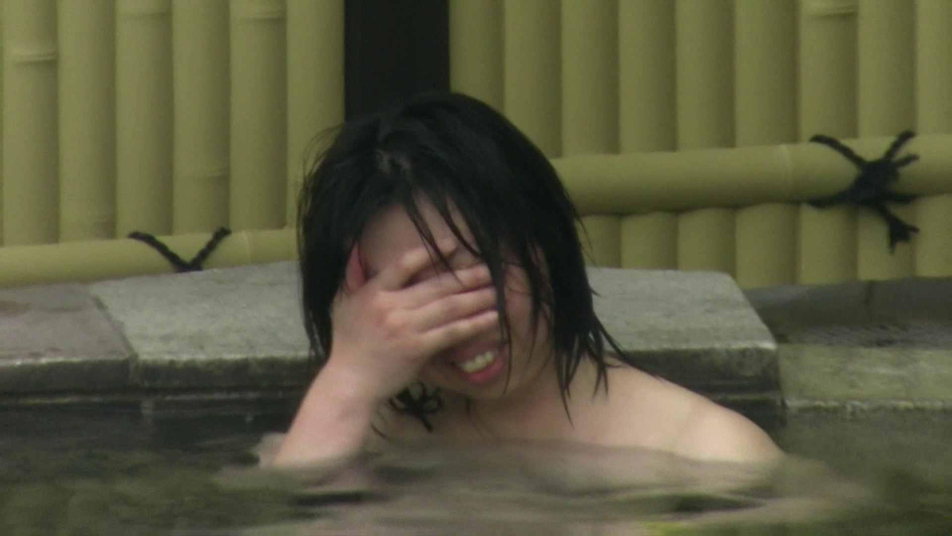 Aquaな露天風呂Vol.07 露天風呂 | 盗撮動画  10枚 1