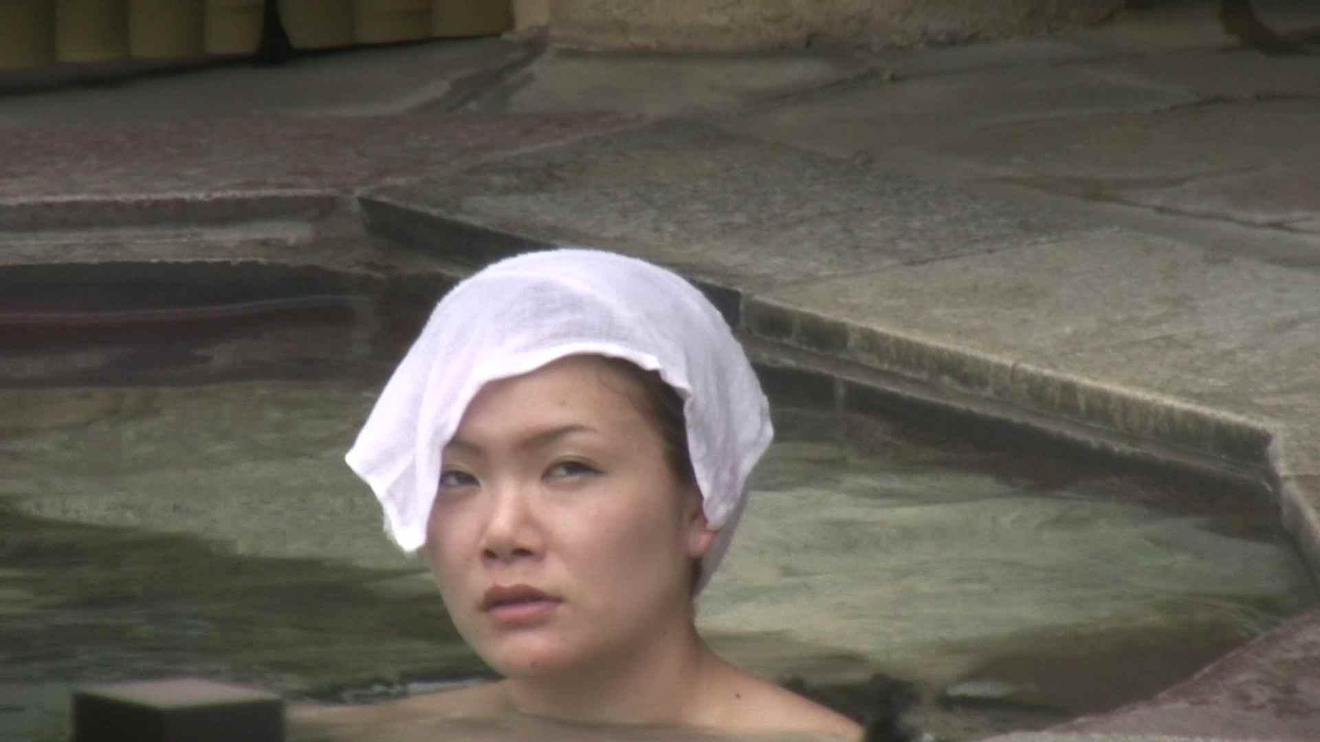 Aquaな露天風呂Vol.12【VIP】 盗撮動画   露天風呂  10枚 9
