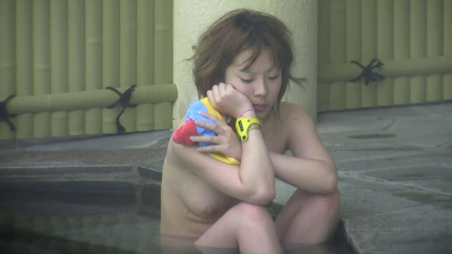 Aquaな露天風呂Vol.38【VIP】 露天風呂   盗撮動画  10枚 9
