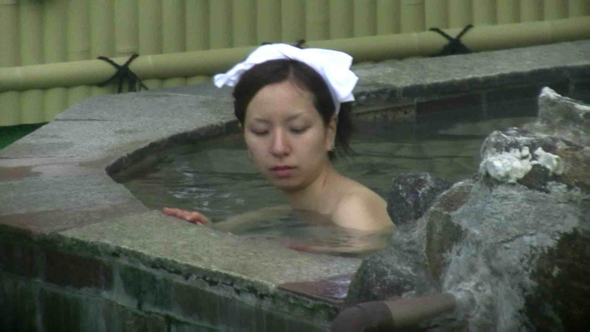 Aquaな露天風呂Vol.39【VIP】 盗撮動画   露天風呂  10枚 1