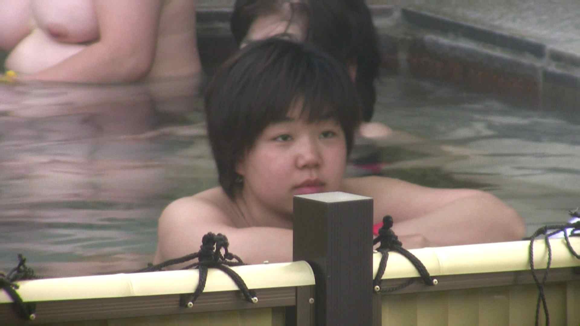 Aquaな露天風呂Vol.53【VIP限定】 露天風呂 | 盗撮動画  9枚 5