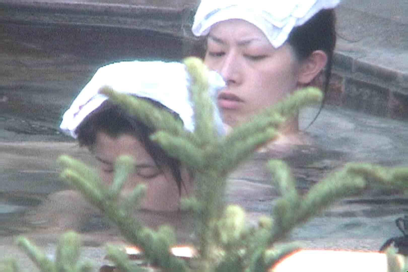 Aquaな露天風呂Vol.80【VIP限定】 盗撮動画   露天風呂  10枚 9