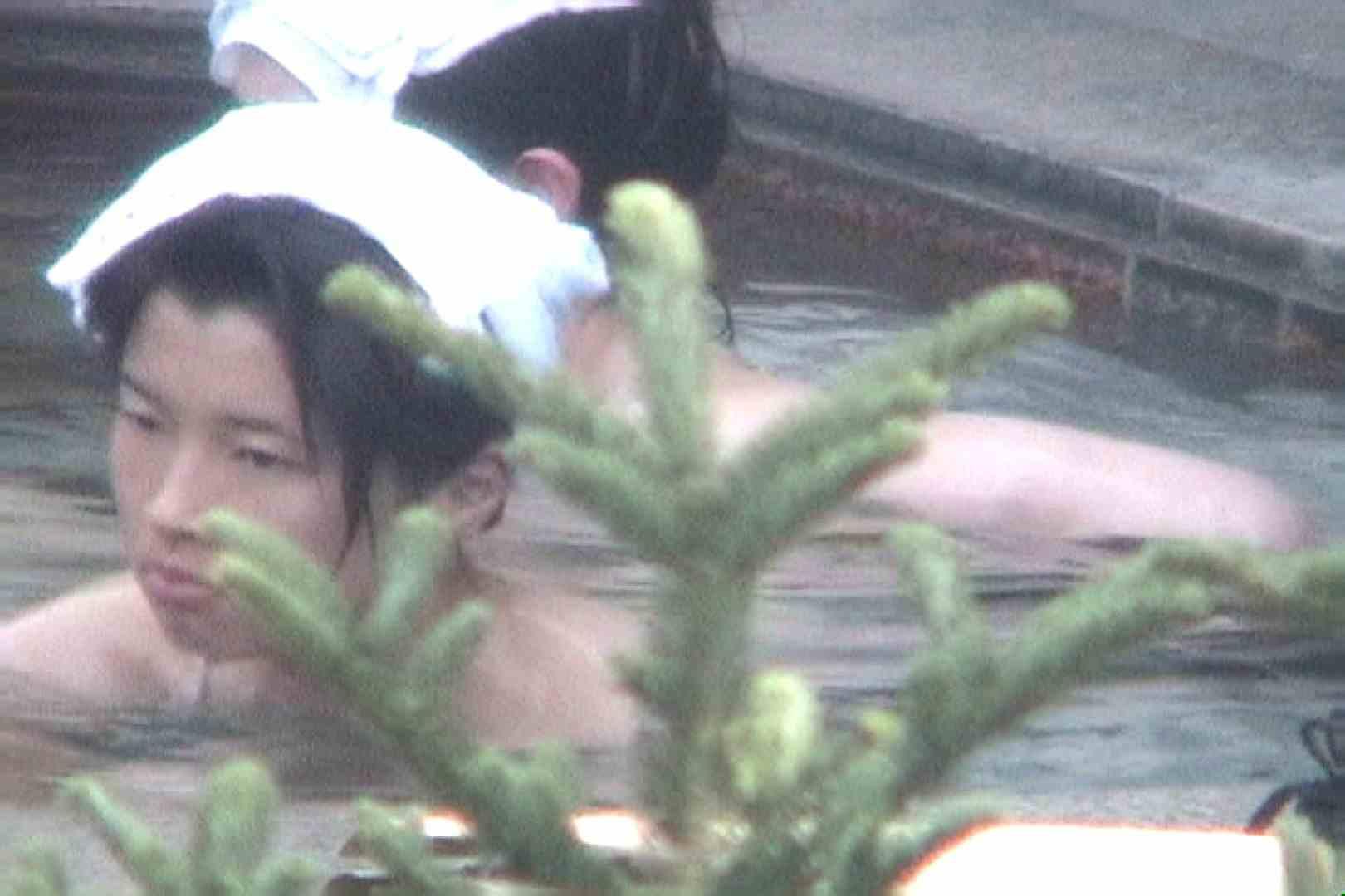 Aquaな露天風呂Vol.80【VIP限定】 盗撮動画  10枚 10