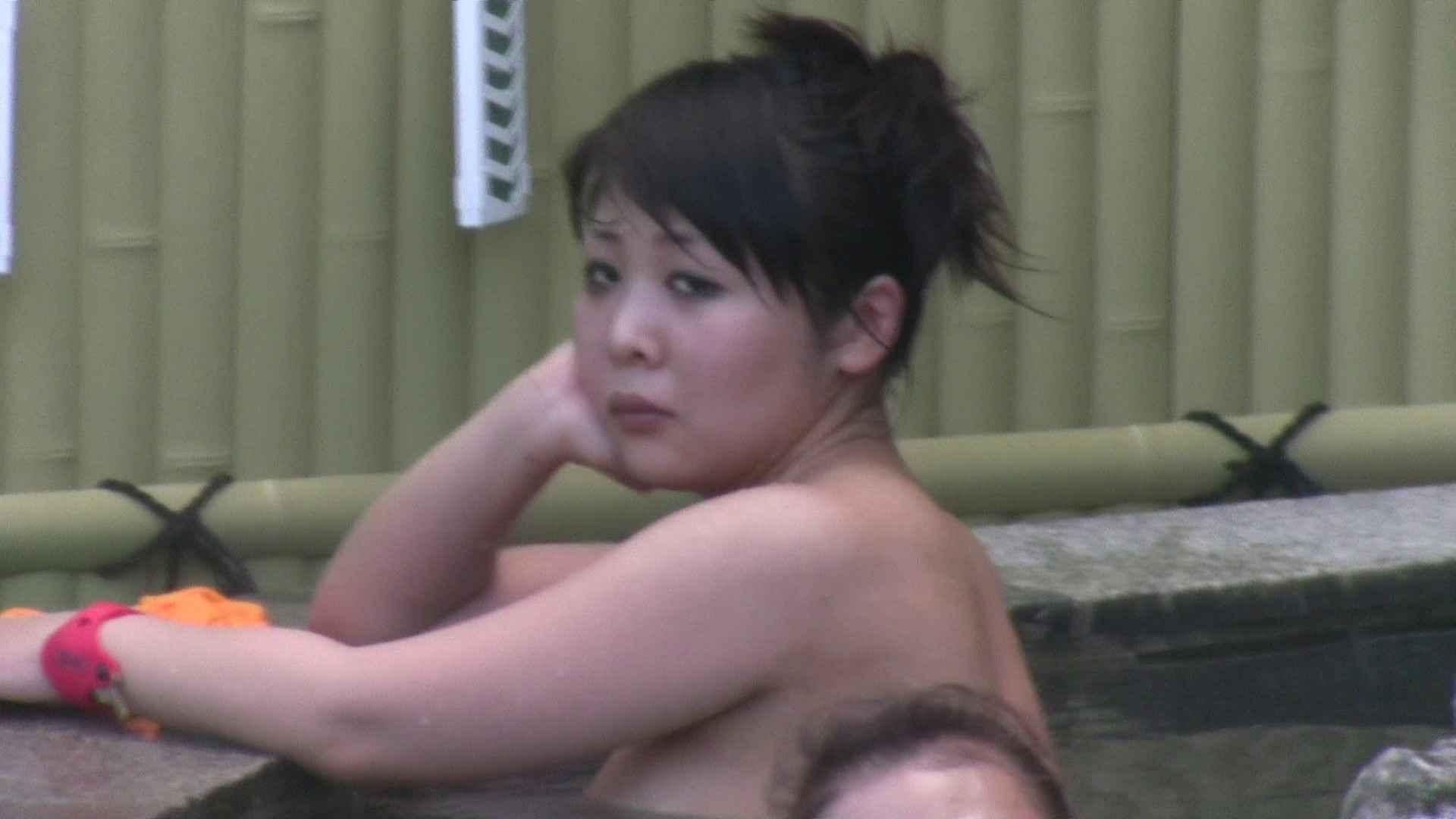 Aquaな露天風呂Vol.118 盗撮動画 | 露天風呂  9枚 7