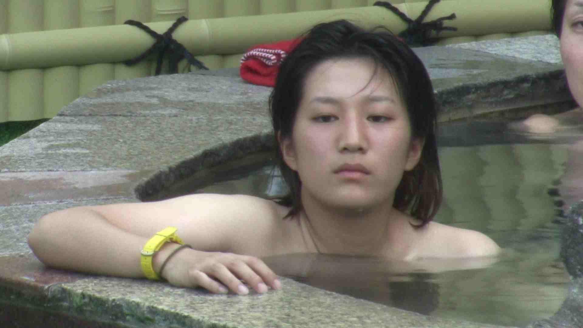 Aquaな露天風呂Vol.132 盗撮動画  9枚 4
