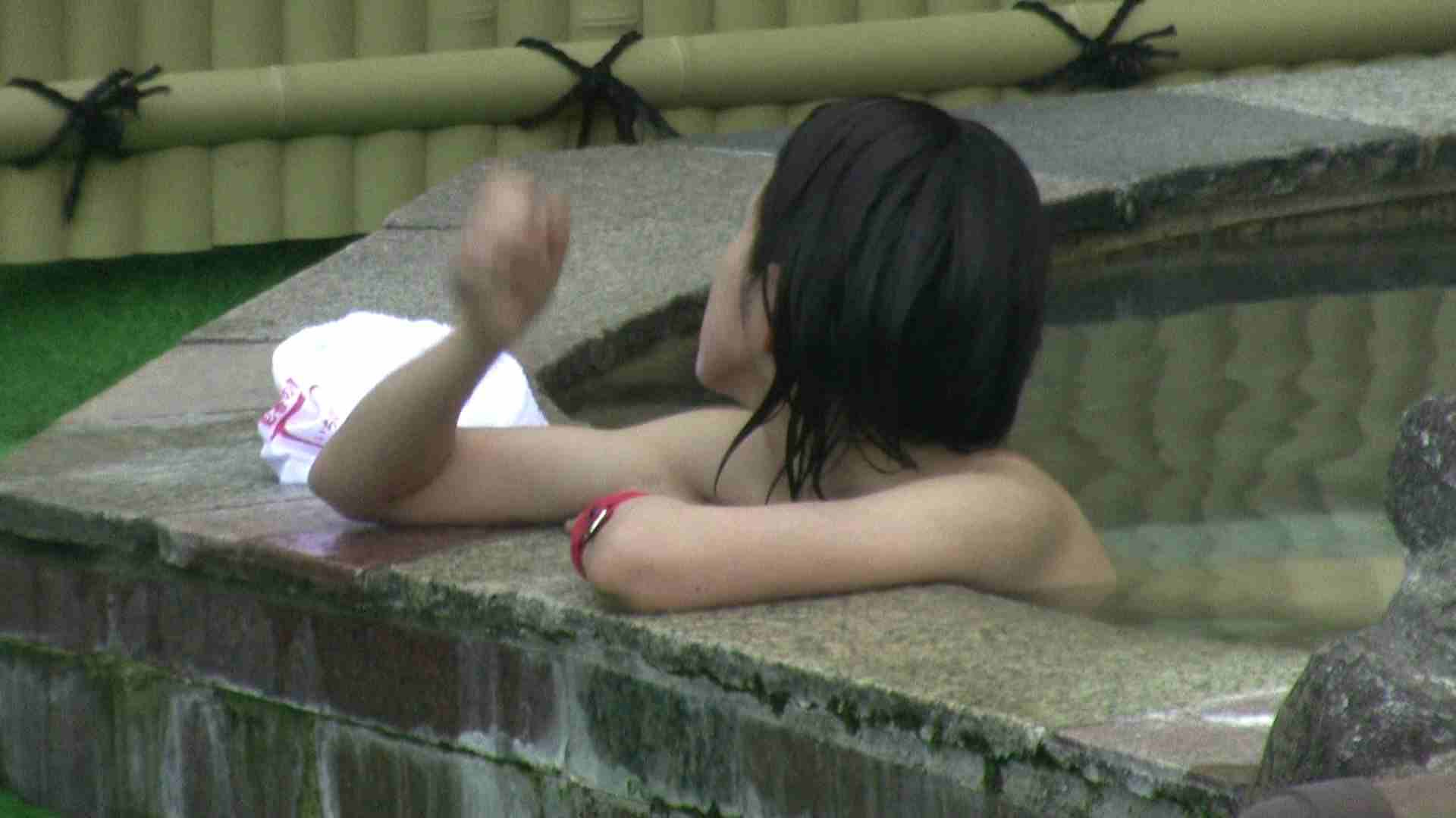 無修正エロ動画:Aquaな露天風呂Vol.133:のぞき本舗 中村屋