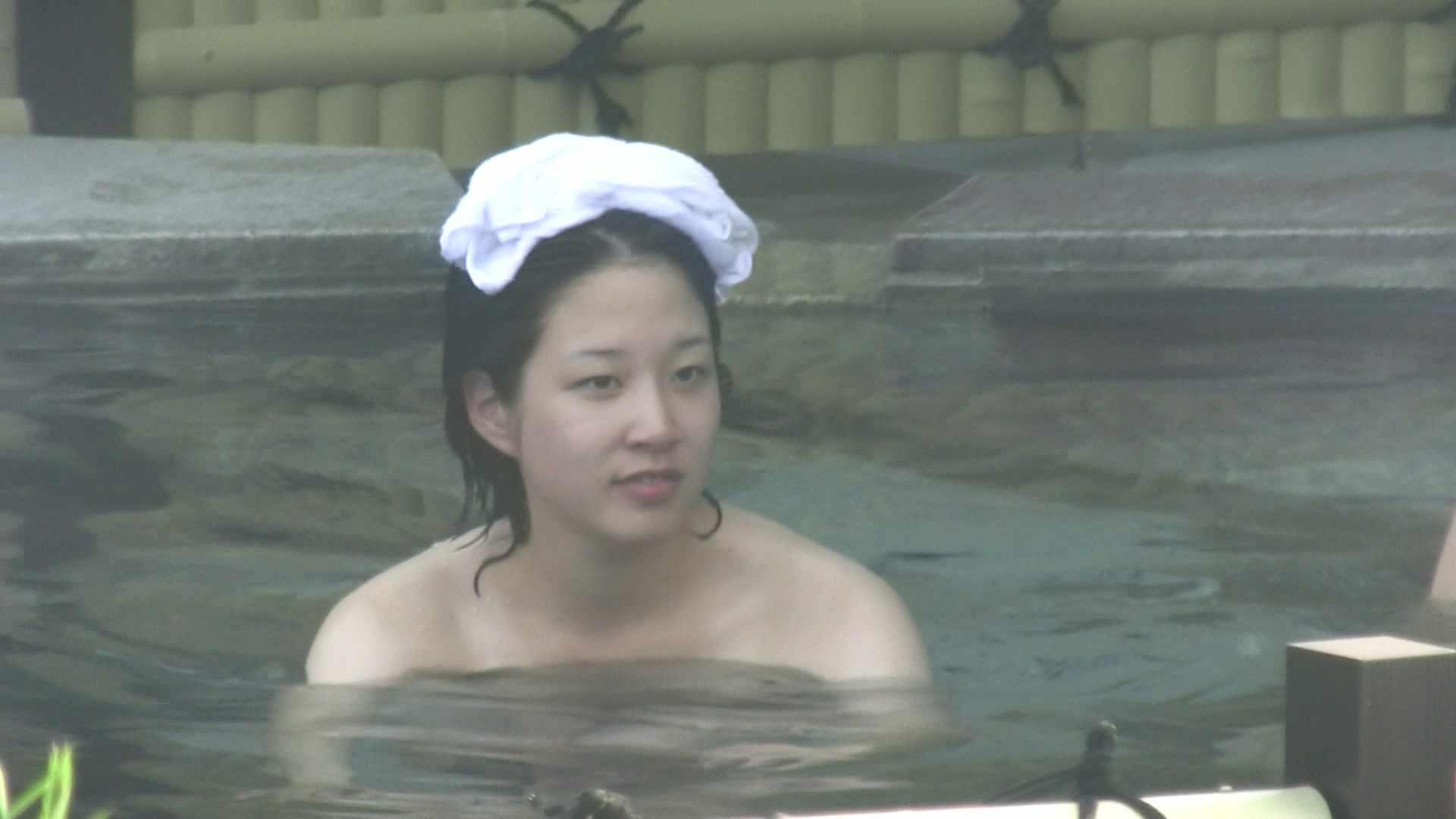 Aquaな露天風呂Vol.172 盗撮動画 | 露天風呂  11枚 1