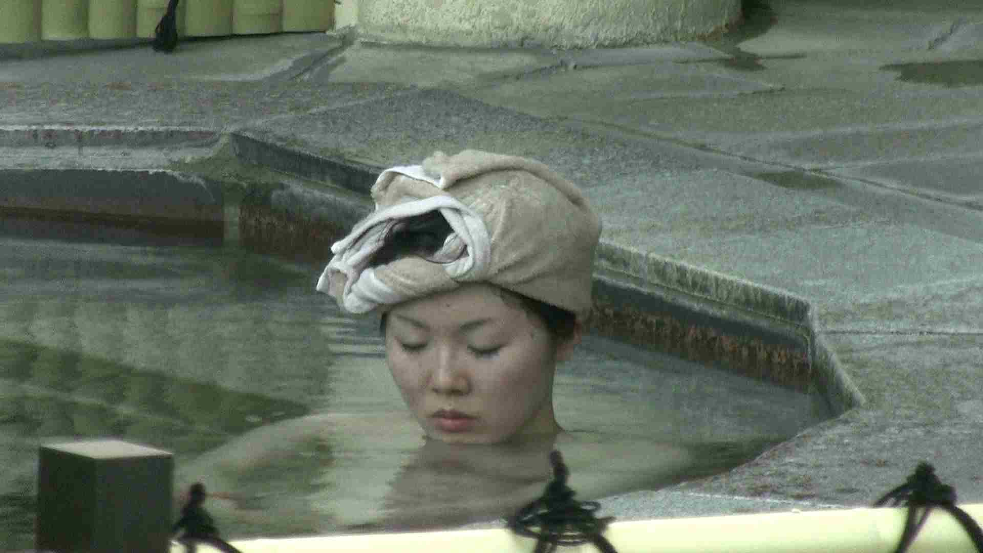 Aquaな露天風呂Vol.191 盗撮動画  10枚 4