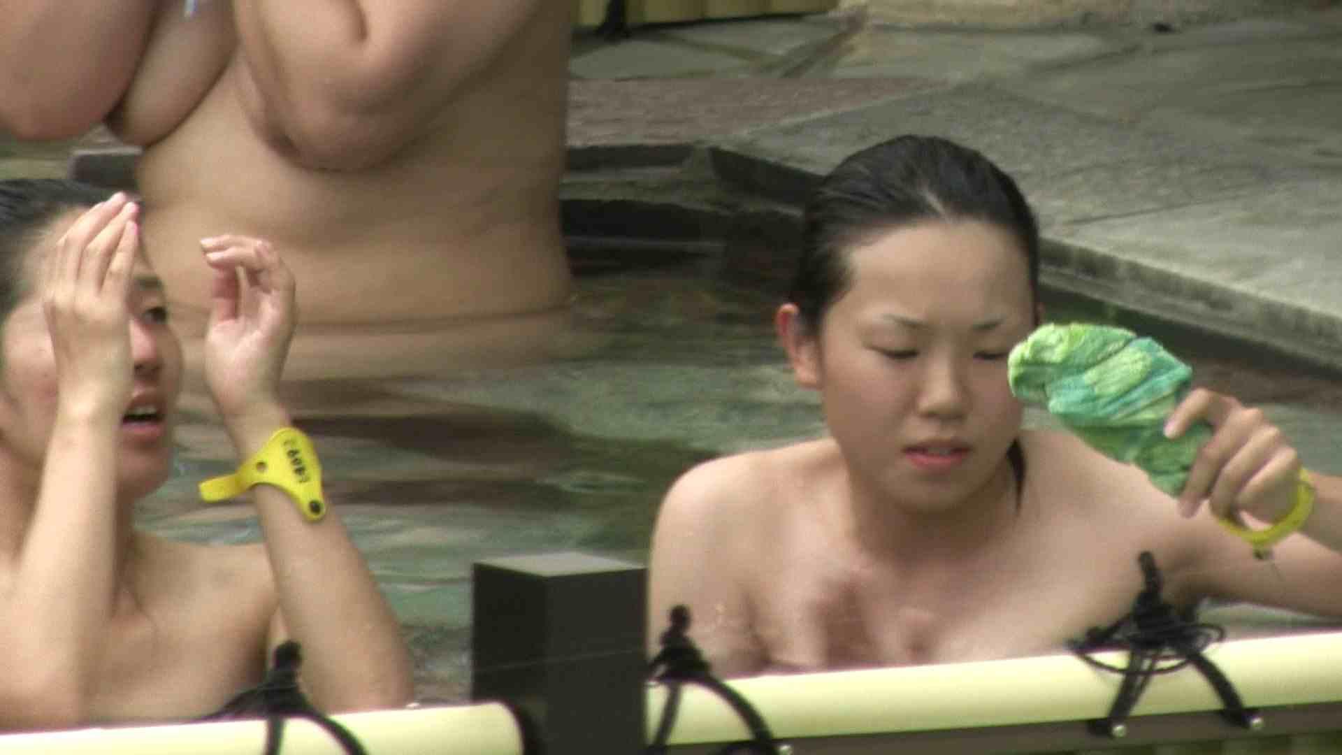 Aquaな露天風呂Vol.205 盗撮動画  10枚 2