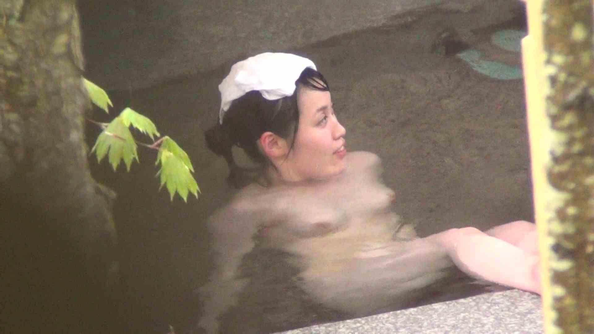 Aquaな露天風呂Vol.235 露天風呂  10枚 10