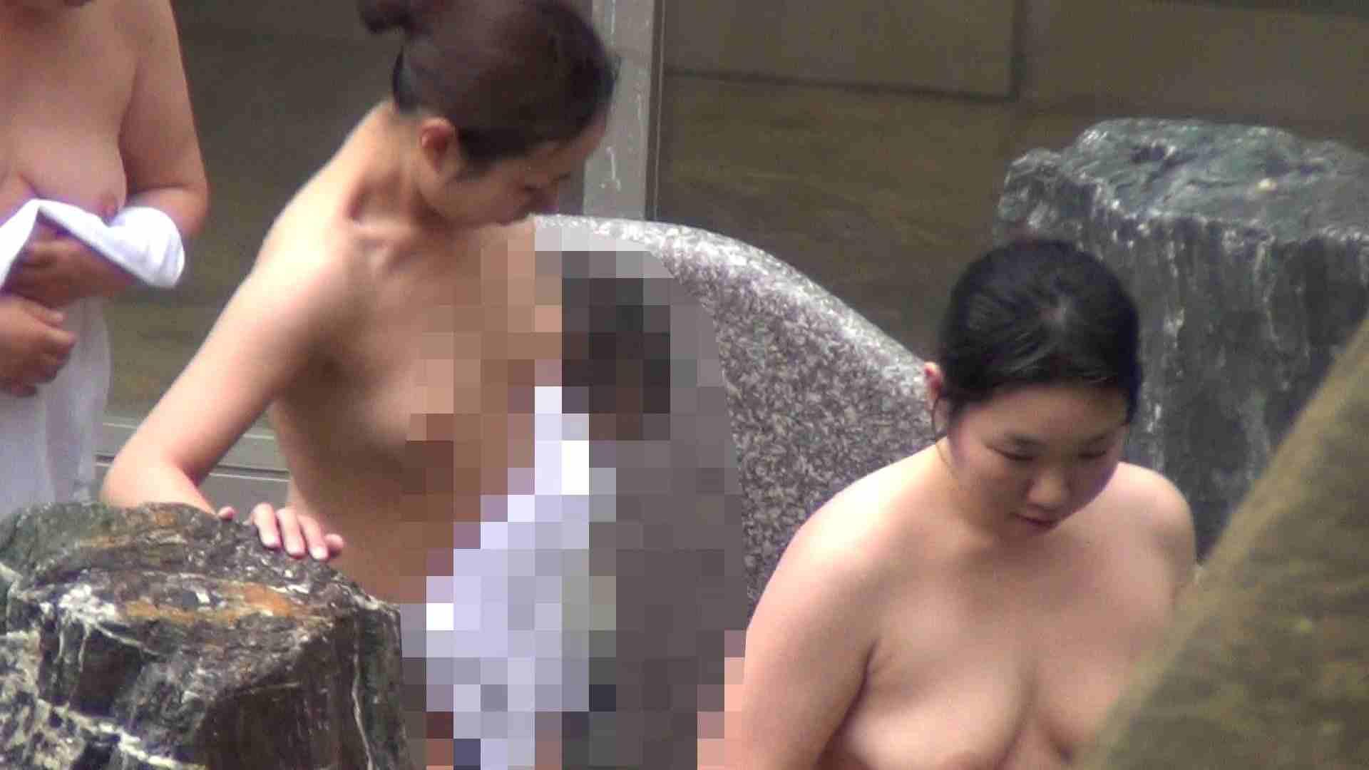 無修正エロ動画:Aquaな露天風呂Vol.239:のぞき本舗 中村屋
