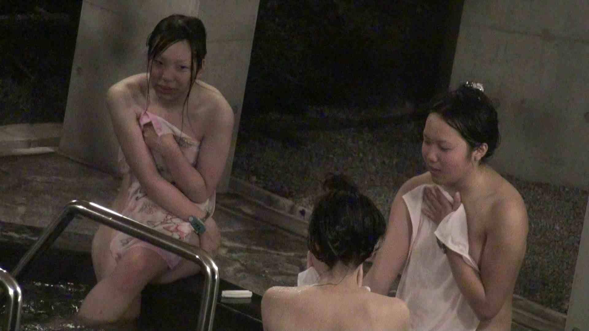 Aquaな露天風呂Vol.383 盗撮動画  11枚 6