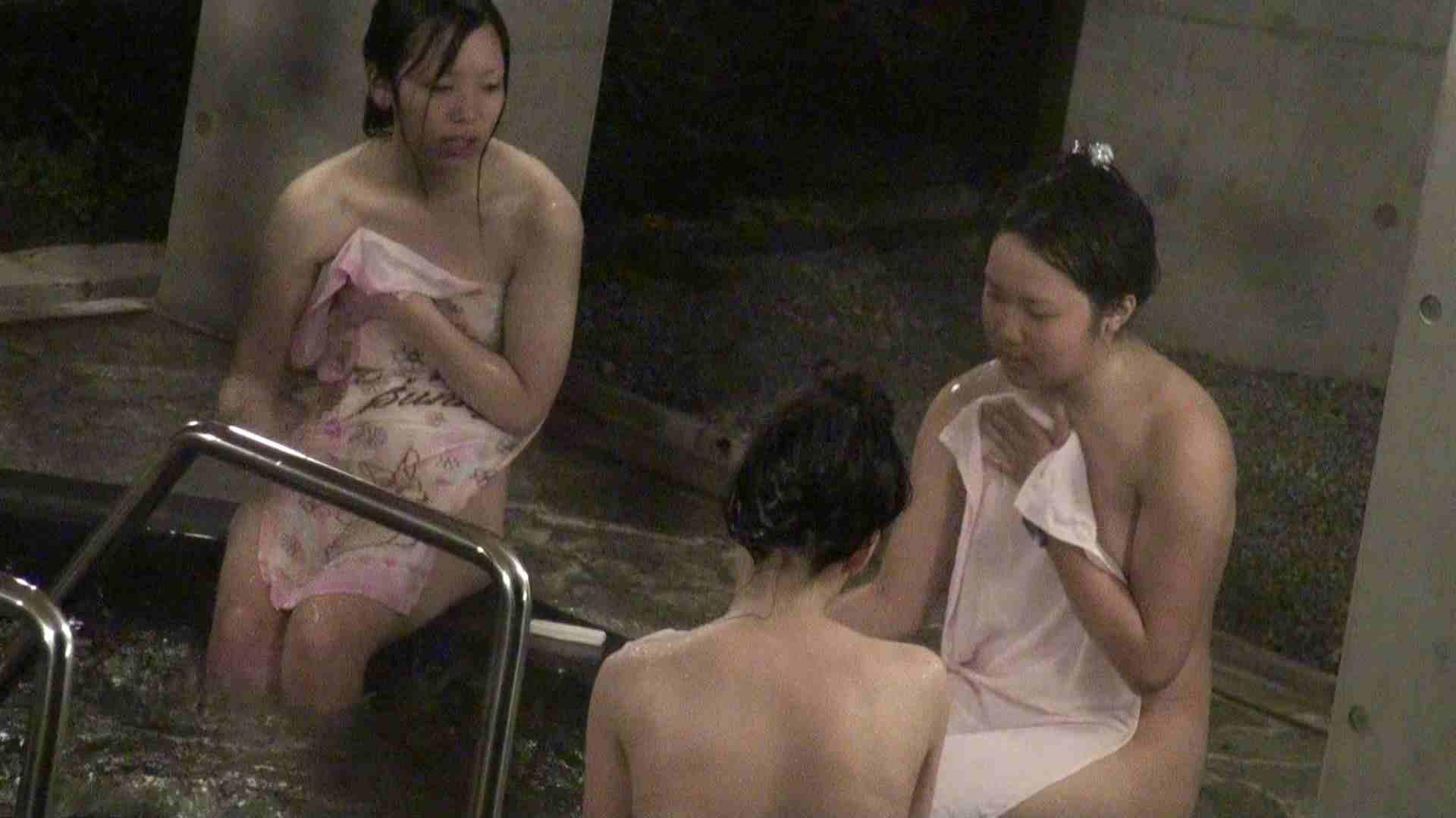 Aquaな露天風呂Vol.383 盗撮動画  11枚 8