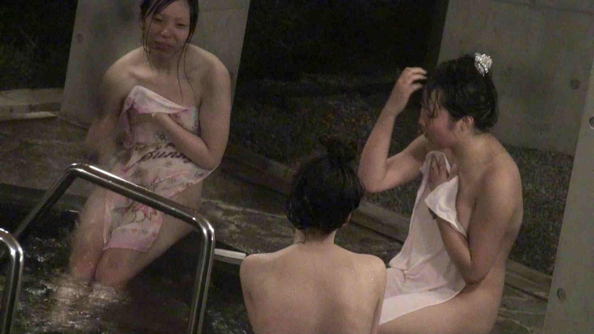 Aquaな露天風呂Vol.383 盗撮動画  11枚 10
