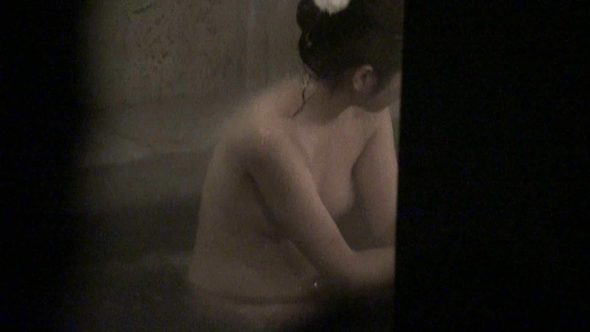 無修正エロ動画:Aquaな露天風呂Vol.417:のぞき本舗 中村屋