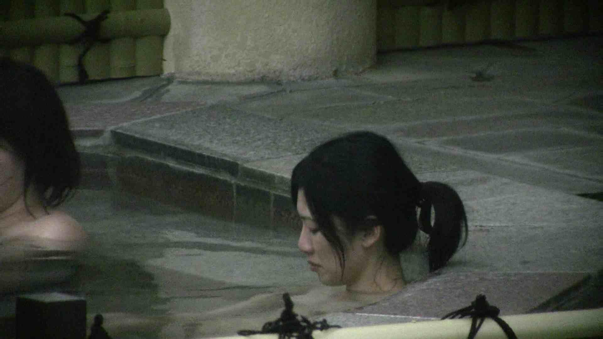 無修正エロ動画:Aquaな露天風呂Vol.539:のぞき本舗 中村屋