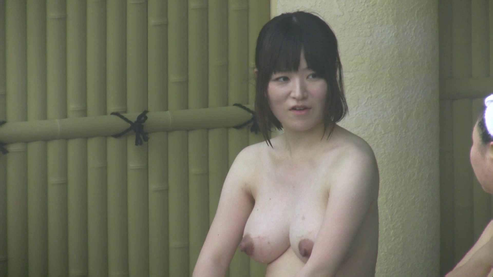 Aquaな露天風呂Vol.606 盗撮動画   露天風呂  11枚 11