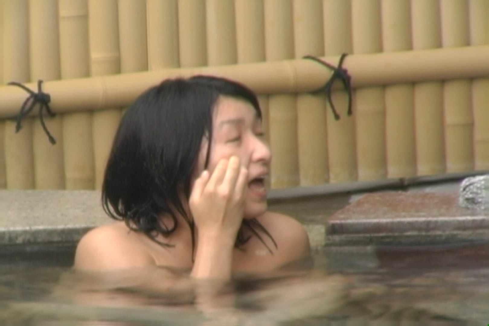 無修正エロ動画:Aquaな露天風呂Vol.618:のぞき本舗 中村屋
