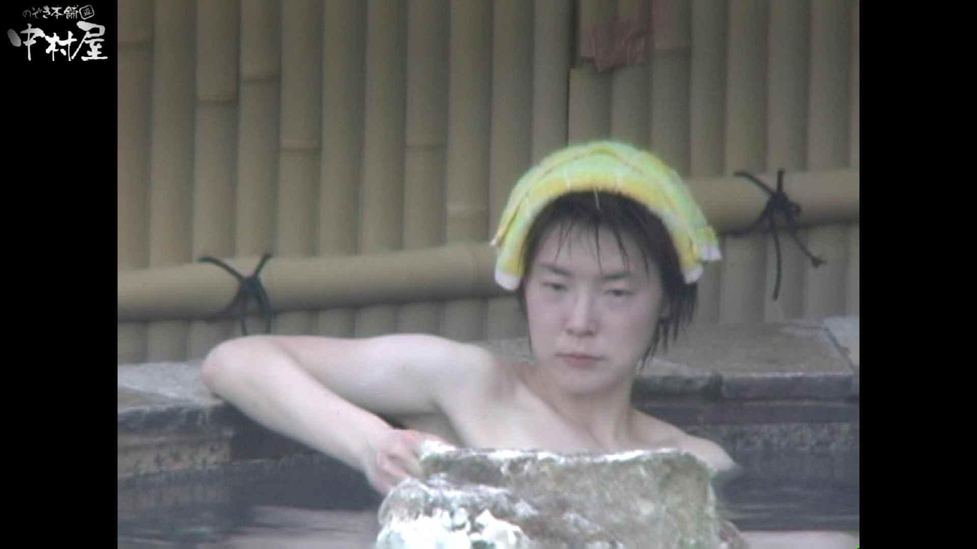 無修正エロ動画:Aquaな露天風呂Vol.938:のぞき本舗 中村屋
