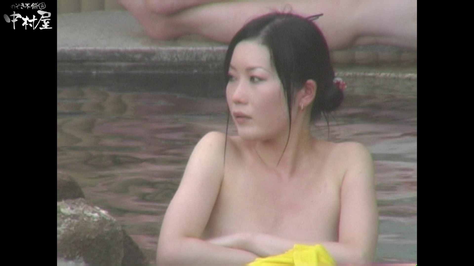 無修正エロ動画:Aquaな露天風呂Vol.940:のぞき本舗 中村屋