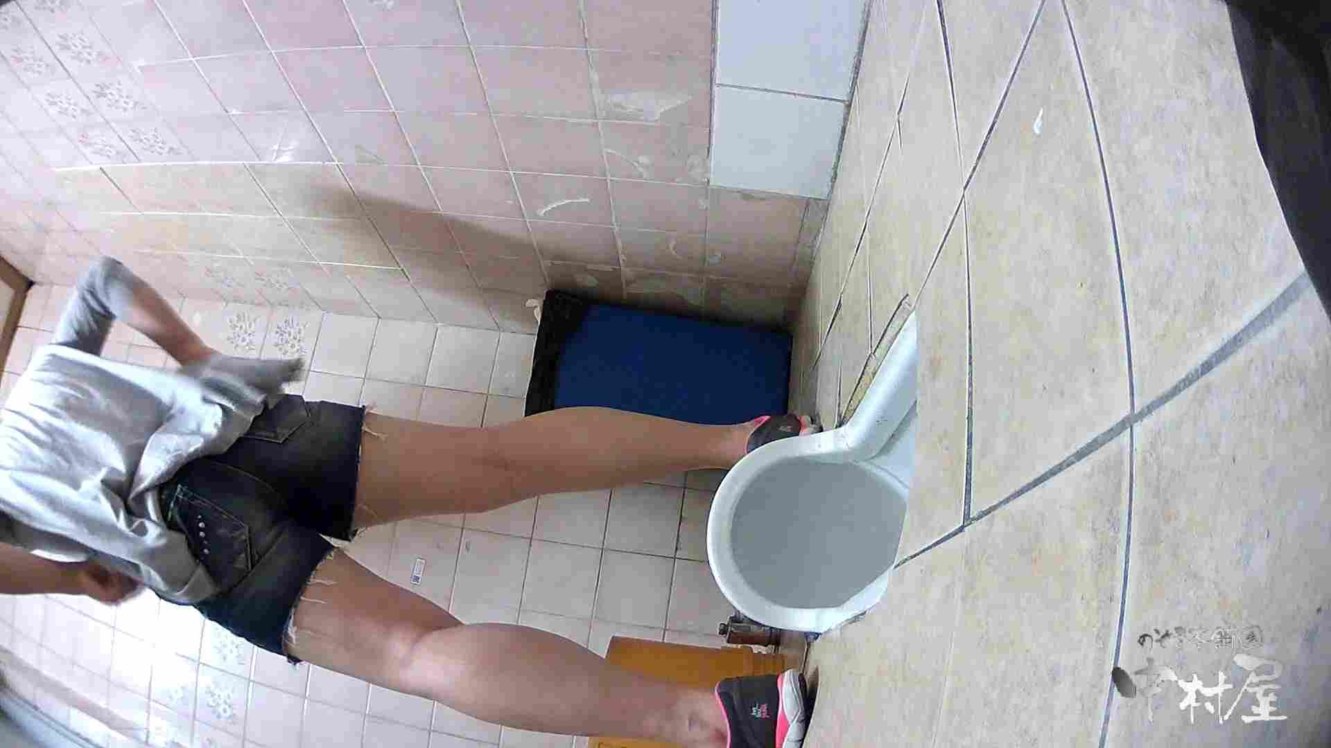 韓流トイレ盗撮vol.08 トイレの中まで 盗撮 10枚 10