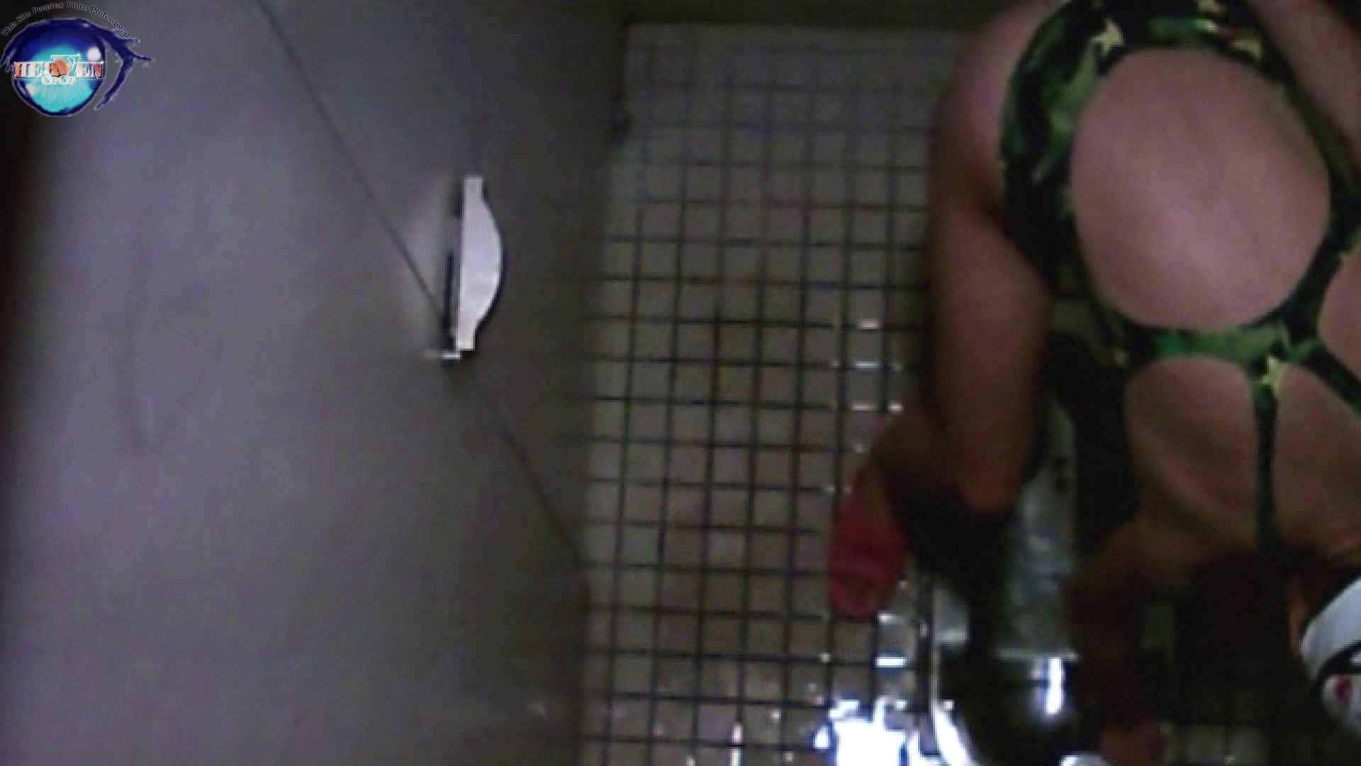 水泳大会選手の聖水 vol.16 厠の中で | トイレの中まで  11枚 9
