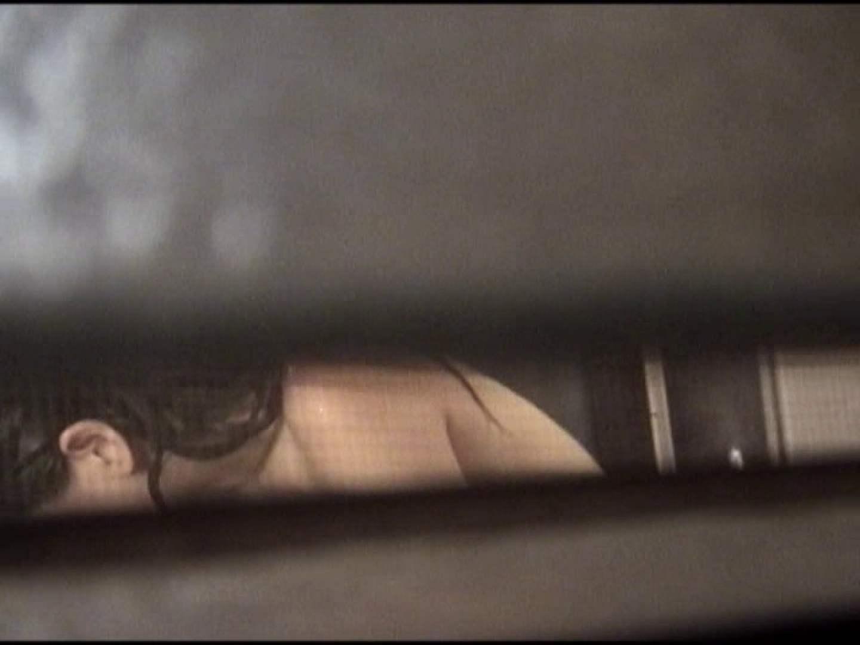 無修正エロ動画:バスルームの写窓から vol.004:のぞき本舗 中村屋