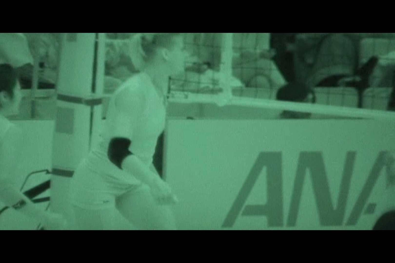 無修正エロ動画:赤外線ムレスケバレー(汗) vol.01:のぞき本舗 中村屋