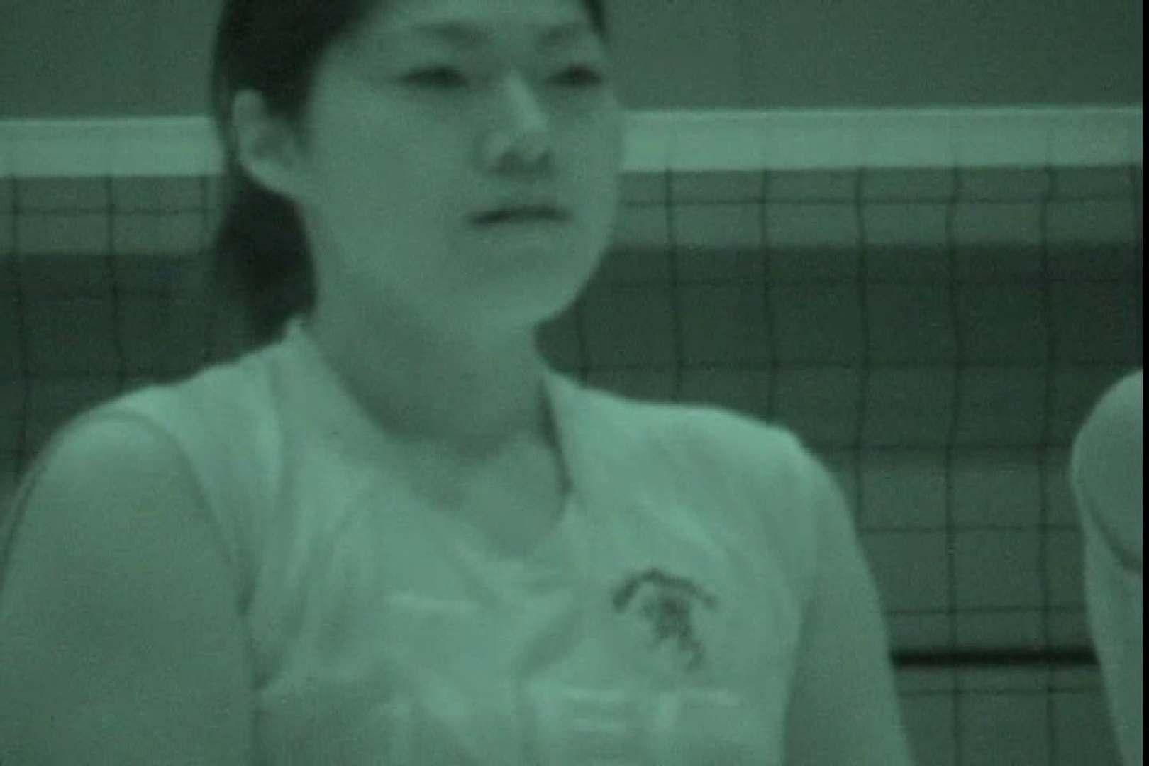 無修正エロ動画:赤外線ムレスケバレー(汗) vol.14:のぞき本舗 中村屋