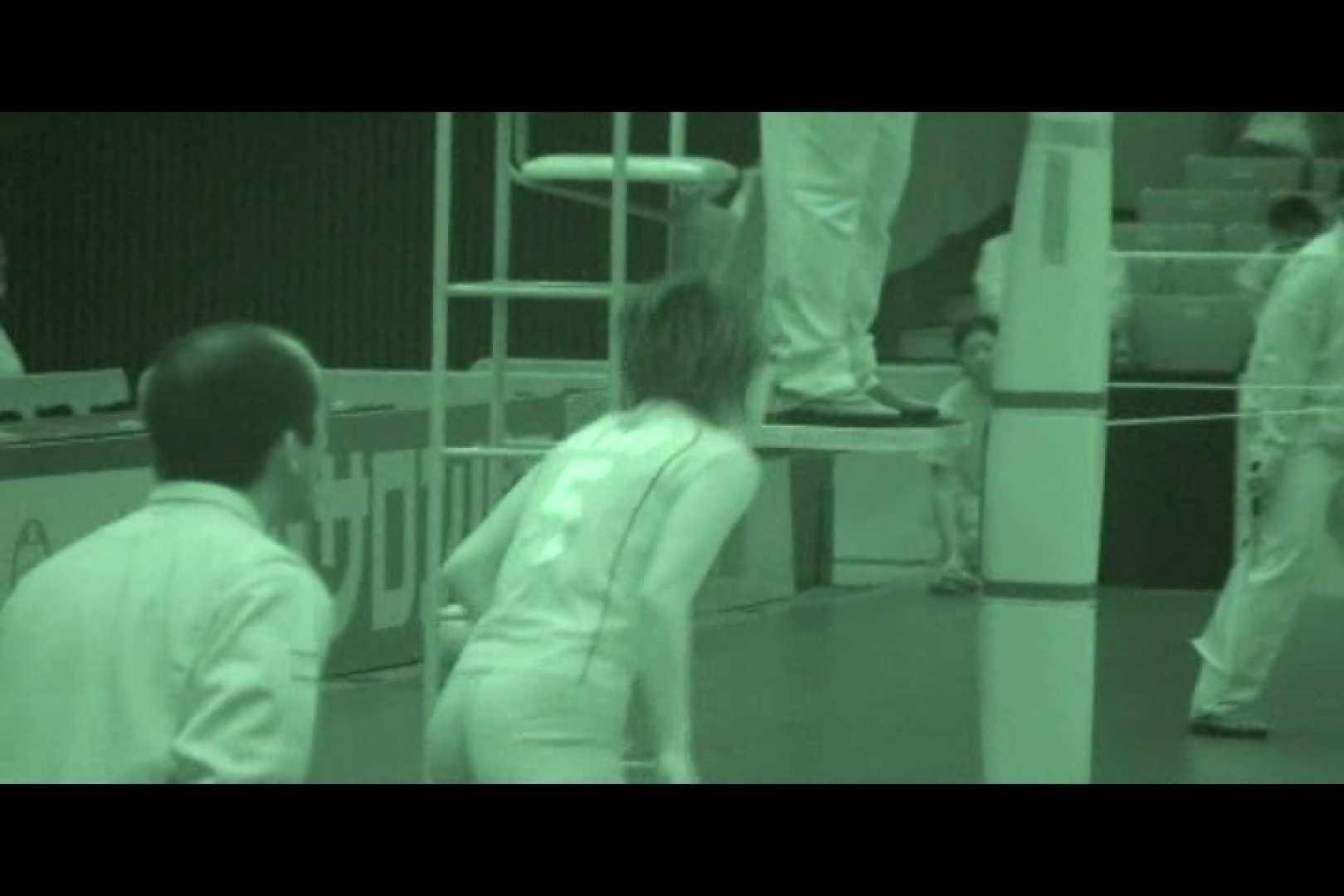 無修正エロ動画:赤外線ムレスケバレー(汗) vol.19:のぞき本舗 中村屋