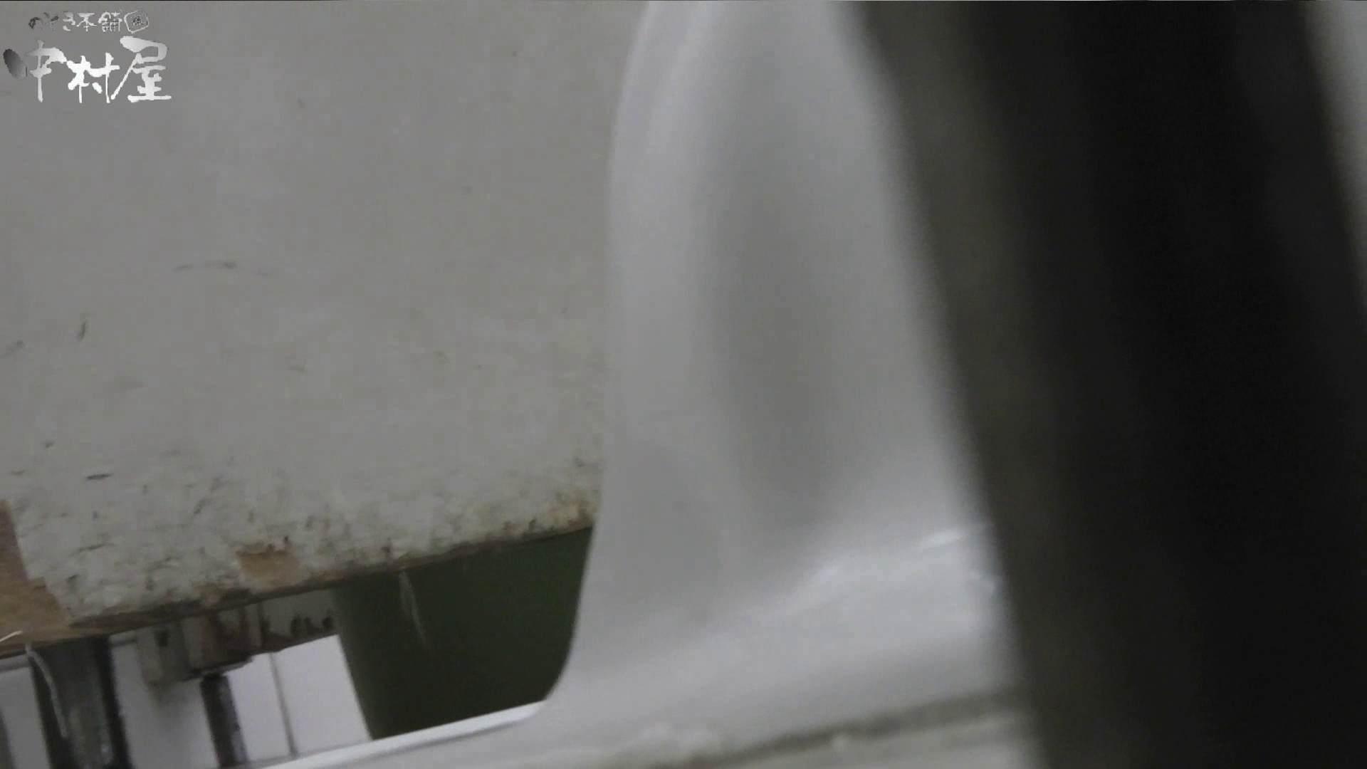 無修正エロ動画:vol.25 命がけ潜伏洗面所! 咥えタオルは剛毛の証!?:のぞき本舗 中村屋