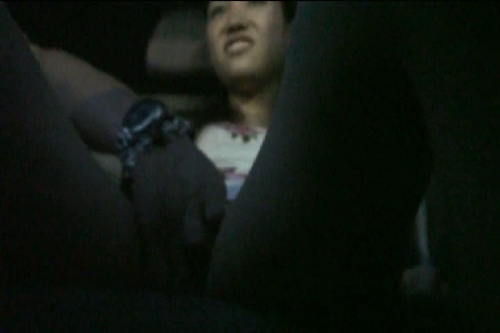 無修正エロ動画:車内で初めまして! vol01:のぞき本舗 中村屋