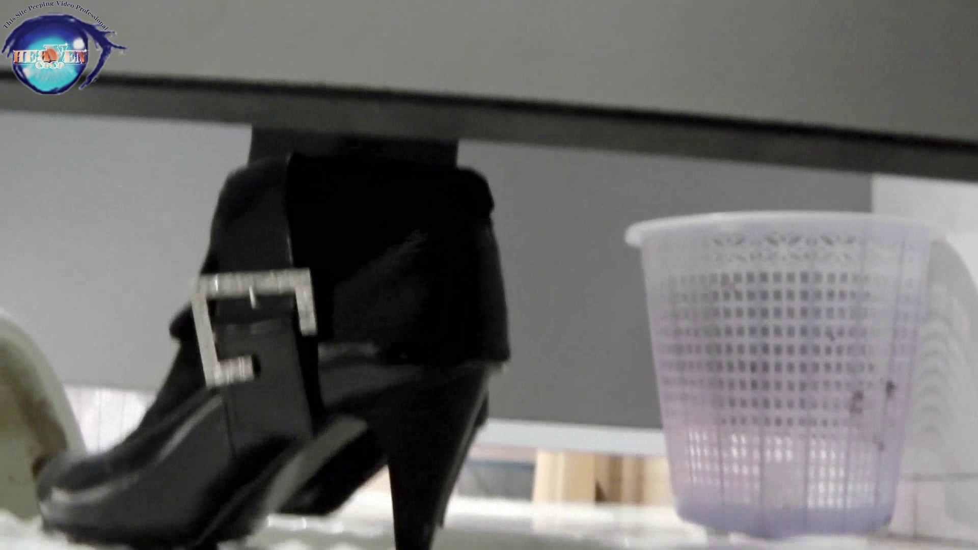 お銀さんの洗面所突入レポート!!vol.63 あれ?チラっチラって。気づいてます?後編 エロい美女 オマンコ無修正動画無料 9枚 5