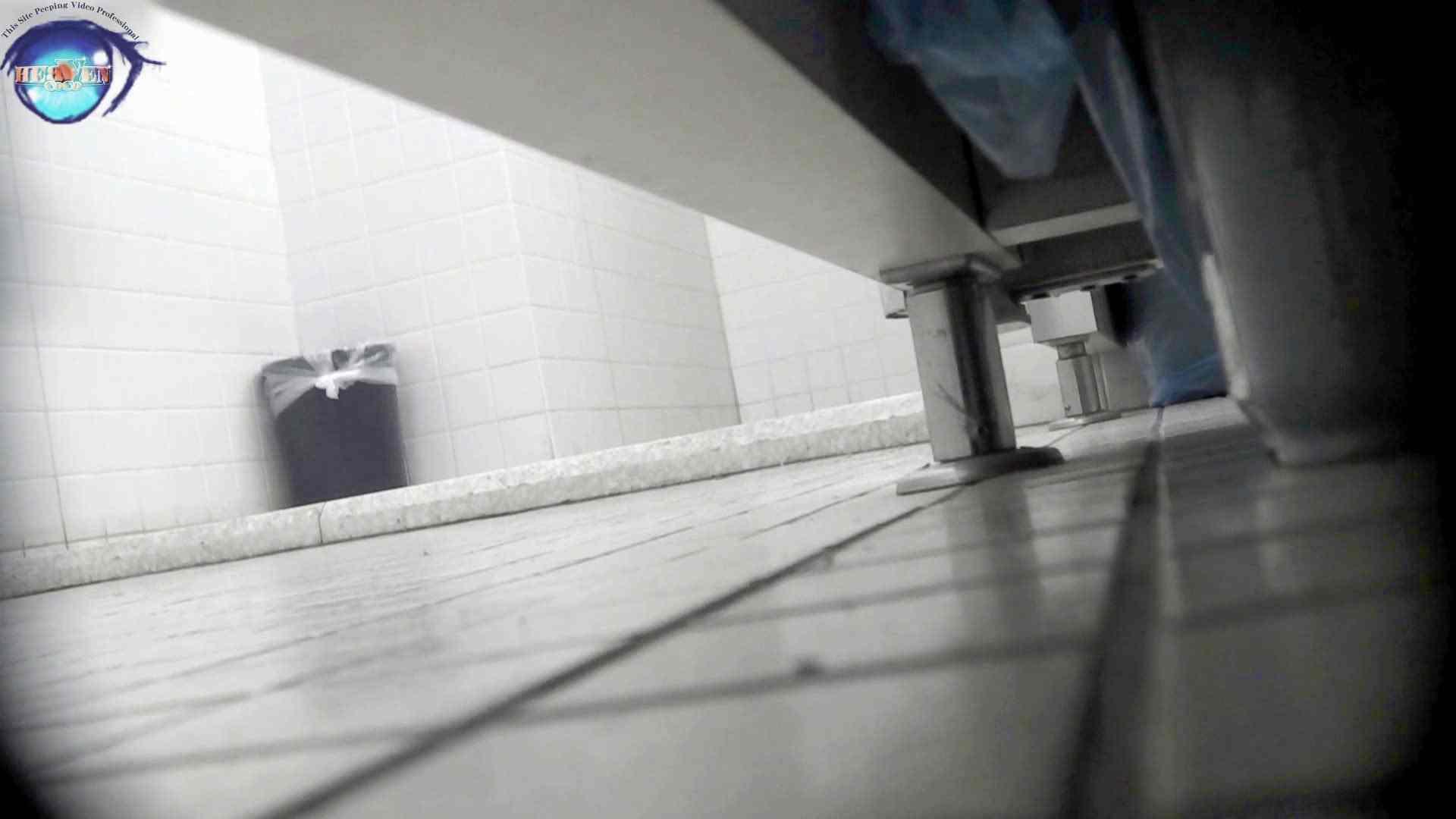 洗面所突入レポート!!お銀 vol.67 新たな場所への挑戦が始まる!!前編 トイレの中まで 盗撮 11枚 4