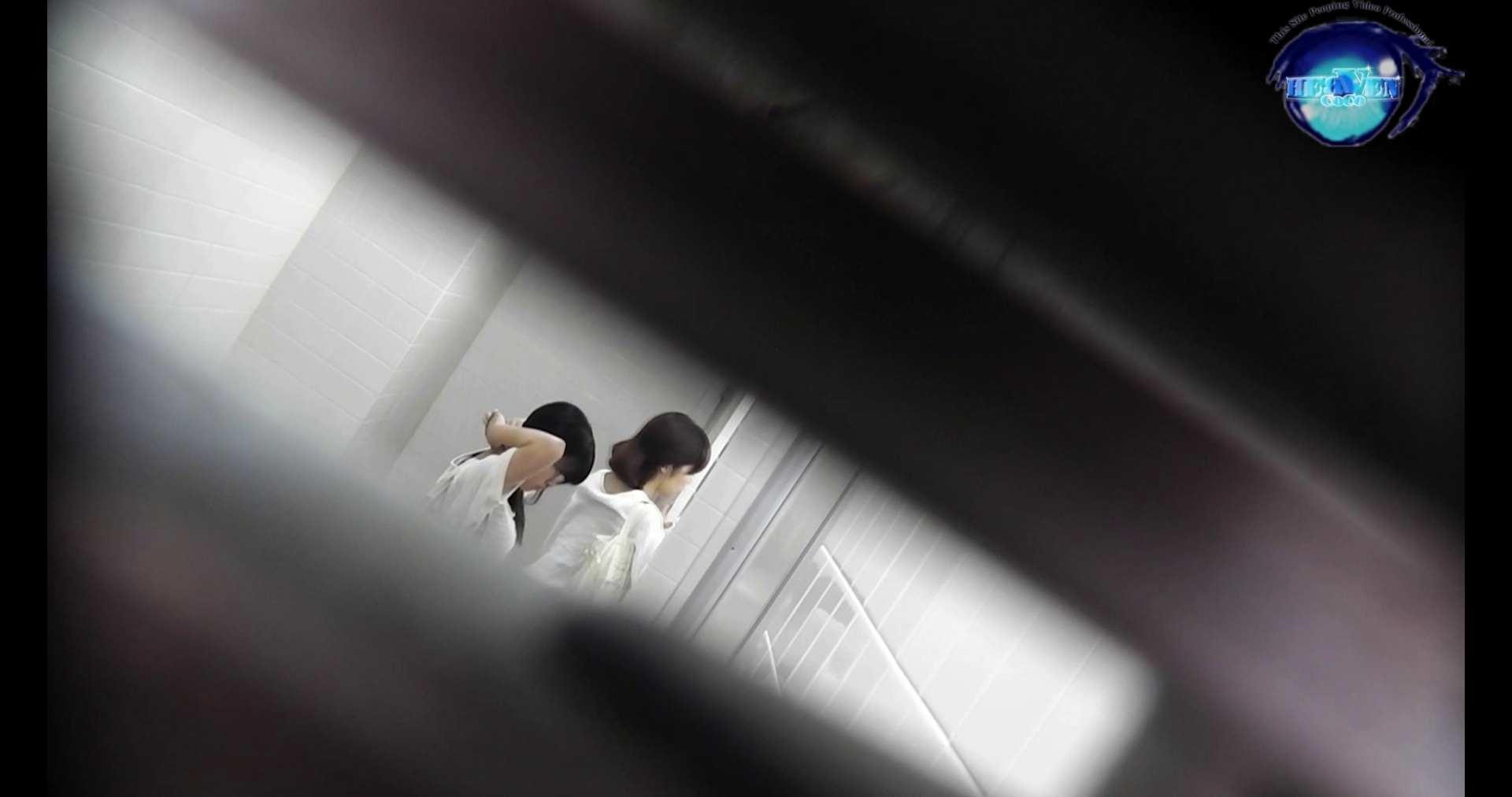 お銀さんの洗面所突入レポート!!vol.72 あのかわいい子がついフロント撮り実演 バックショット | 洗面所  9枚 3
