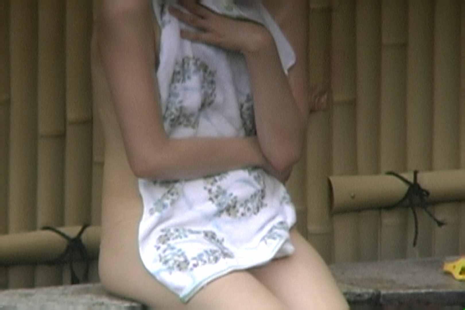 高画質露天女風呂観察 vol.003 エロい乙女 おめこ無修正画像 10枚 10