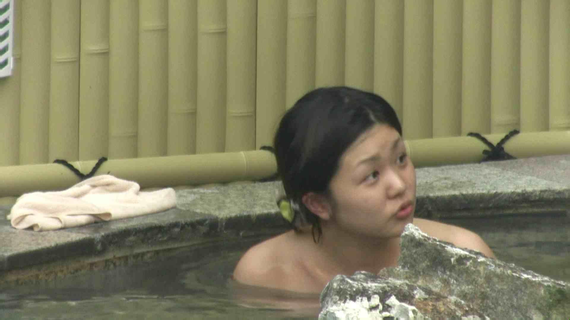 高画質露天女風呂観察 vol.032 望遠 戯れ無修正画像 10枚 5