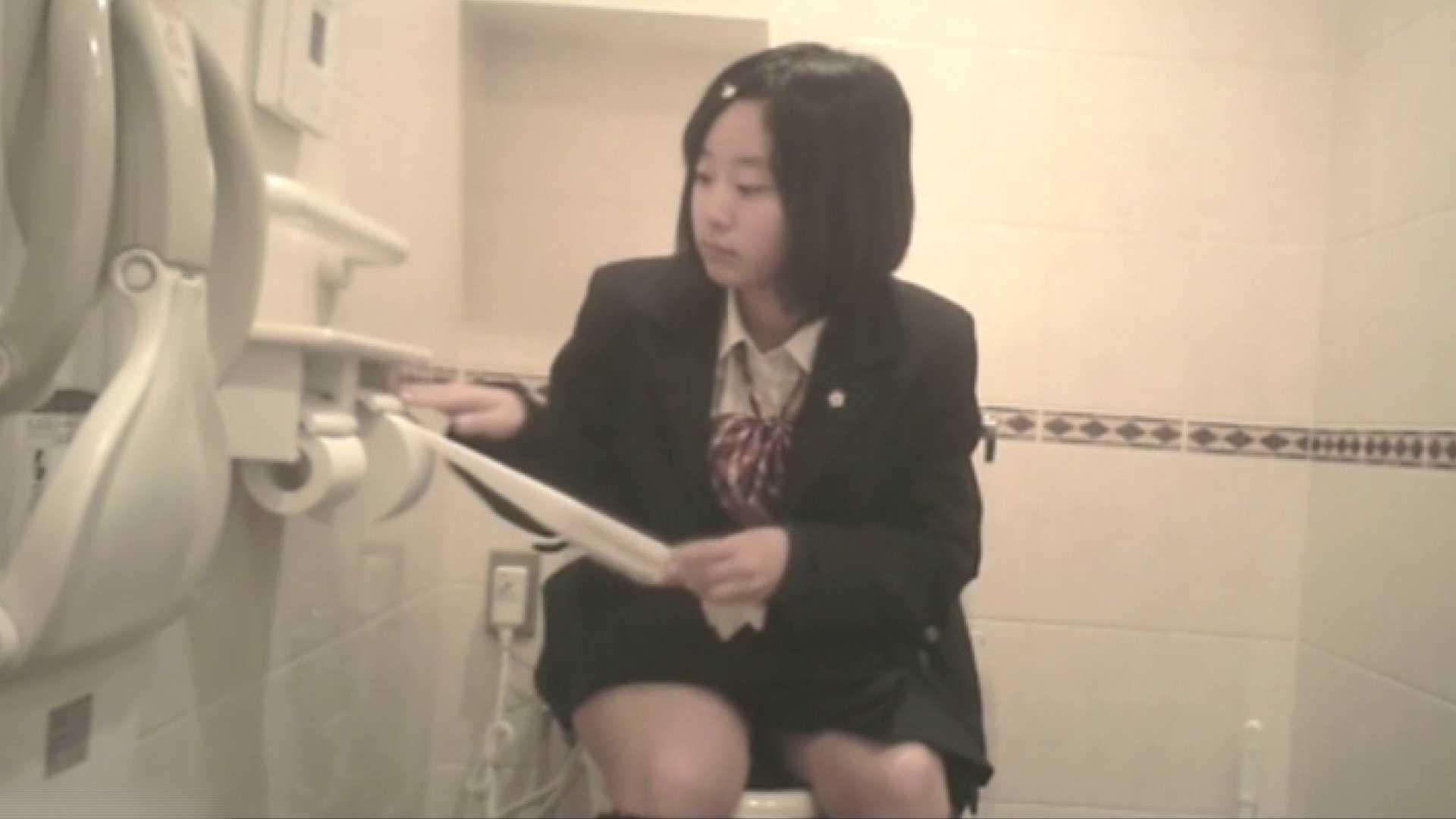 無修正エロ動画:ティーンガールのトイレ覗き‼vol.24:のぞき本舗 中村屋