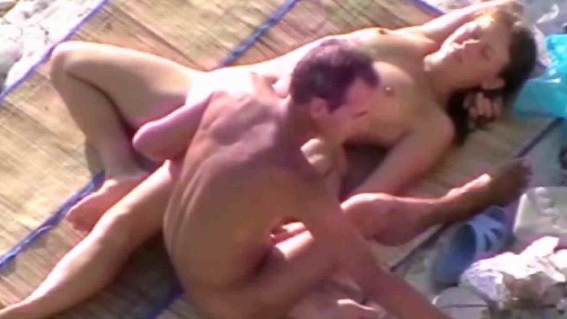 SEX ON THE BEACHvol.4 ズバリSEX SEX無修正画像 11枚 5