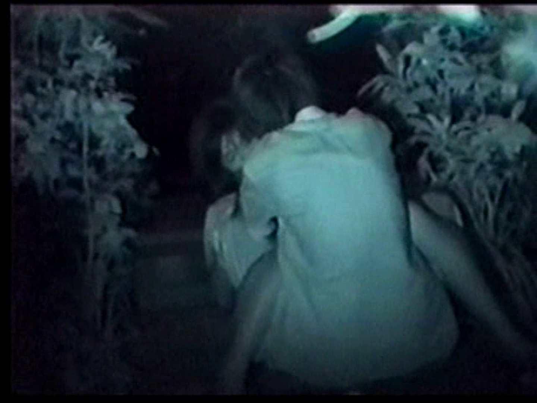 赤外線野外盗撮ファイル セックスシーン AV動画キャプチャ 9枚 3