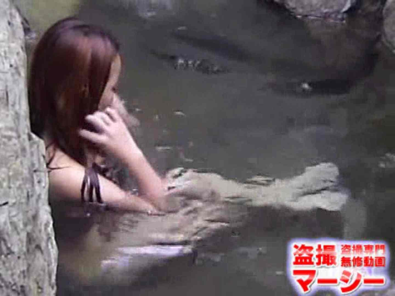 女子寮の女風呂 露天風呂付 野外 ワレメ動画紹介 9枚 8